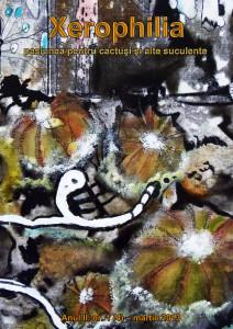 xerophilia cacti magazine issue 4