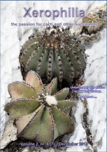 xerophilia cacti magazine issue 7