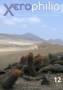 xerophilia cacti magazine issue 12