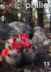 xerophilia cacti magazine issue 13