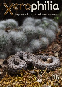 xerophilia cacti magazine issue 16