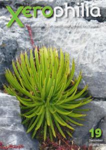 xerophilia cacti magazine issue 19