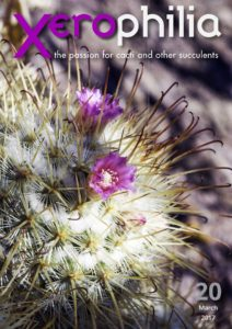 xerophilia cacti magazine issue 20