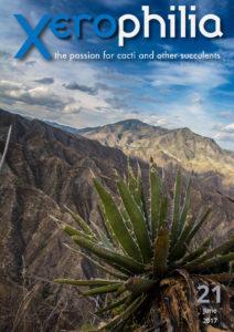 xerophilia cacti magazine issue 21
