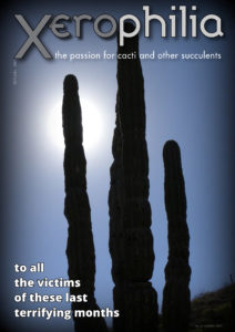 xerophilia cacti magazine issue 22